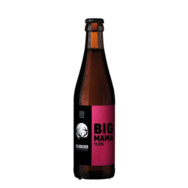 Heubacher Big Mama Barley Wine