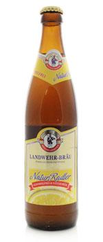 Landwehr-Bräu Natur Radler alkoholfrei
