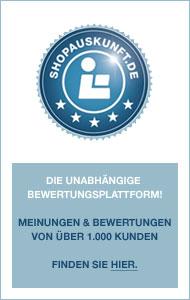 Wir bei Shopauskunft.de! Lesen Sie was über 2.000 Kunden sagen.
