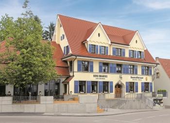 Wirtshaus Berg Brauerei Ehingen